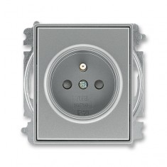 5519E-A02357 36 zásuvka oceľocá TIME