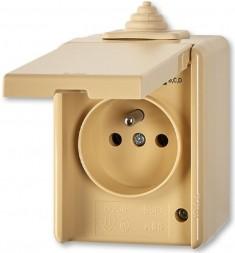 5518-2929 D zásuvka IP44