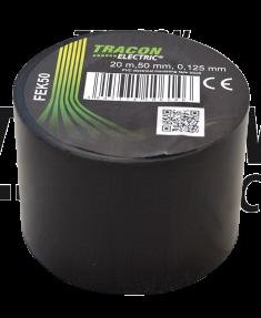 FEK50 50*20 izol.páska čierna