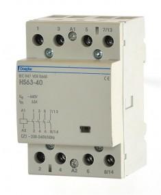 HS 63-40 230V stykač modulárny
